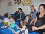 Eltern-Kind-Gruppe im Evangelischen Bildungswerk