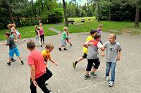 Kinder beim Spielen - Christuskirche