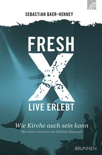 "Buchcover ""FreshX"""