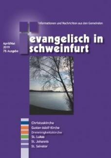 Titelbild der Gemeindebrief-Ausgabe